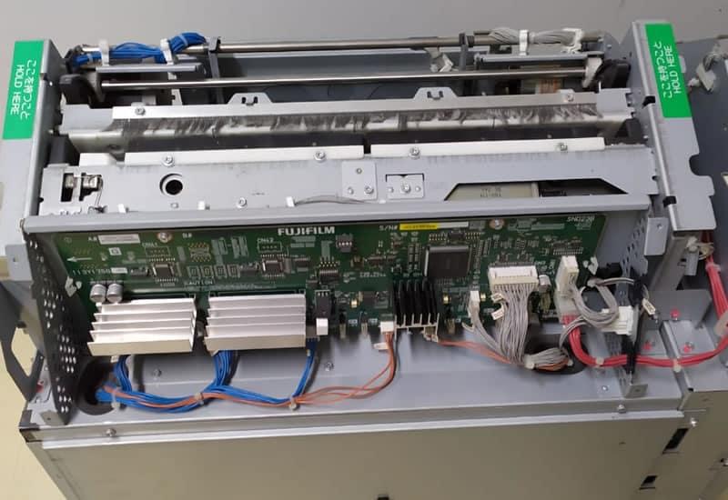 Manutenção Preventiva - CR IR 363 RU FCR PROFECT